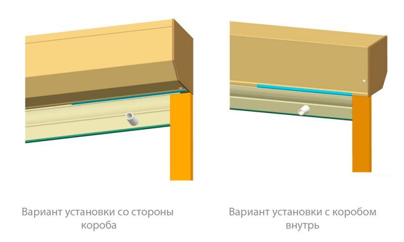 Усилитель для роллетных коробов SB-U/7S